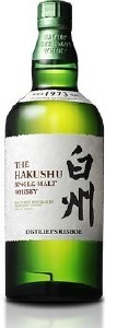 Suntory Hakushu Single Malt Distiller's Reserve 700ML