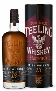 Teeling 13 year old single grain 70CL