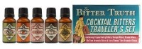 The Bitter Truth Coctail Bitters Travel Set