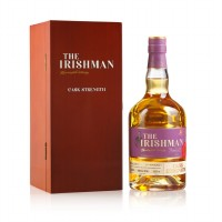The Irishman Cask Strength 2020 700ML
