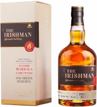 The Irishman Florio Marsala Cask Founders Reserve 700ML