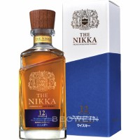 The Nikka 12 Year Old Whisky 700ML
