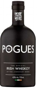 The Pogues Irish Whiskey 700ML