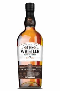 The Whistler 7 Year Old Cask Strenght Single Malt 700ML