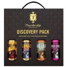 Thornbridge 8 Bottle Discovery Pack 330ML