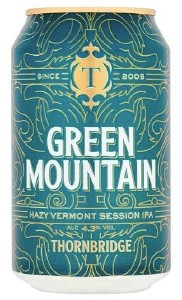 Thornbridge Green Mountain Can 330ML