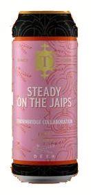 Thornbridge x Deya Steady On The Jaips Can 440ML