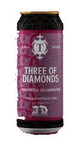 Thornbridge x Mikkeller Three Of Diamonds Can 440ML
