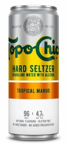 Topo Chico Hard Seltzer Tropical Mango 330ML