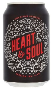 Vocation Heart & Soul Can 12x330ML (Case Only
