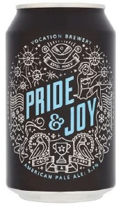 Vocation Pride & Joy Can 12x330ML (Case Only)