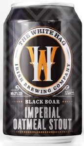White Hag 'Black Boar' Can 330ML