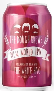 White Hag Dough Brews New World IPA Can 330ML