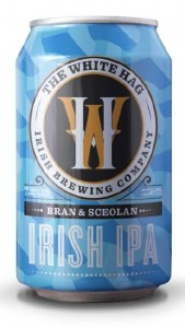 White Hag 'Bran & Sceolan' Irish IPA Can 330ML