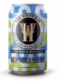 White Hag 'Ninth Wave' New World Pale Ale Can 330ML
