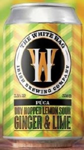 White Hag 'The Puca' Ginger & Lime Can 330ML