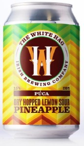 White Hag 'The Puca' Pineapple Can 330ML