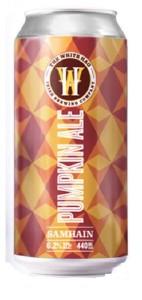 White Hag 'Samhain' Pumpkin Ale Can 440ML