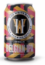 White Hag 'Immran' Belgian IPA Can 330ML