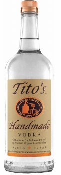 Tito's Handmade Vodka 700ML