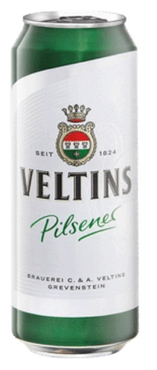 Veltins Pilsner Can 500ML