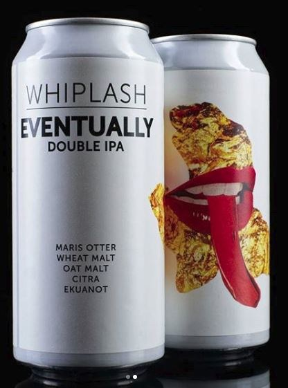 Whiplash Eventually Can 440ML
