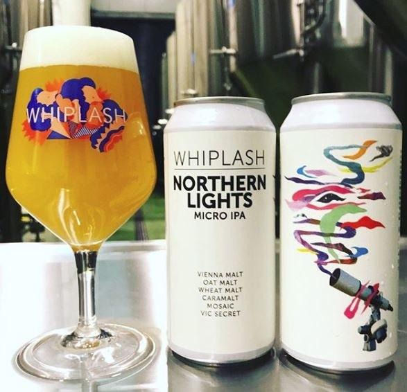 Whiplash Northern Lights Can 440ML