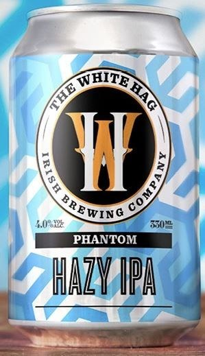 White Hag 'Phantom' Hazy IPA Can