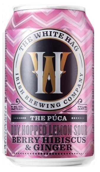White Hag 'The Puca' Berry Can 330ML