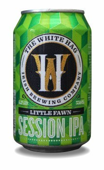 White Hag 'Little Fawn' Session IPA Can Case 24x330ML