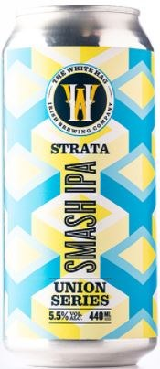 White Hag 'Union' Smash IPA Strata Can 440ML