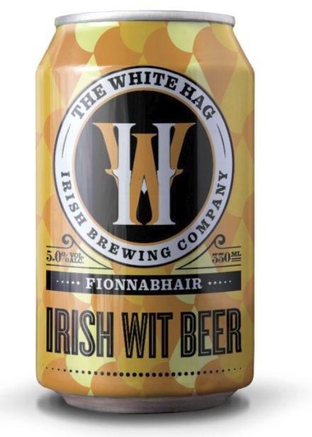 White Hag 'Fionnabhair' Irish Wit Beer Can 330ML