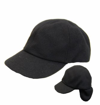 Magill Wool Ball Cap