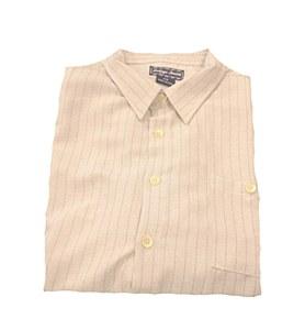 Indygo Smith Stripe Camp Shirt