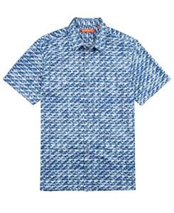 Tori Richard Wave Shirt