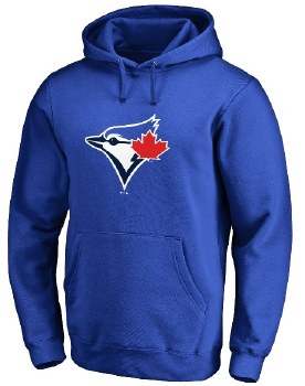 Blue Jays Pull Over Hooded Fleece