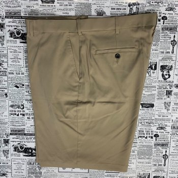 Savane Stetch Microfiber Shorts-Stone,Khaki,black