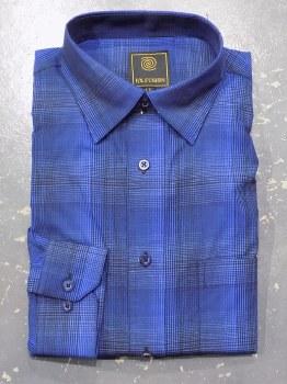 FX Fusion Glen Long Sleeve Sport Shirt