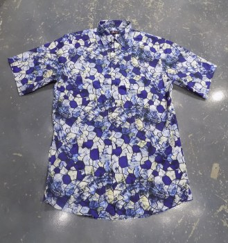 Jon Randall Geo Short Sleeve Shirt
