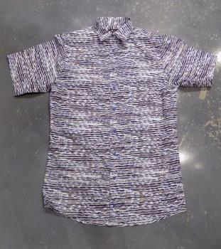 Jon Randall Blue Line Short Sleeve Shirt