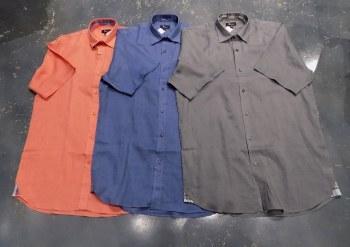 Jon Randall Linen Short Sleeve Shirt