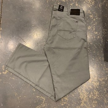 Mavi Stretch Custom Cut Pant
