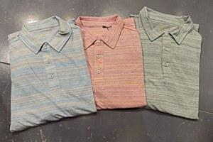 FX Fusion Pastel Collection Polo Shirt