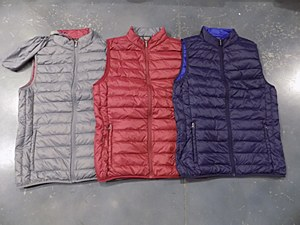 FX Fusion Packable Down Vest