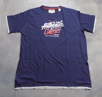 Authentic Licenced Classics Tee