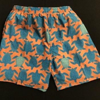 Weekender Coral Tortugas Swim Trunks