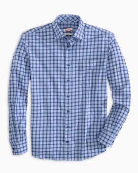 Johnnie-O Button Under Long Sleeve Shirt