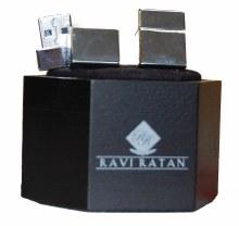 Ravi Ratan USB Cuff Links