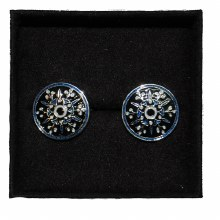 Loma Midnight Star Cufflinks