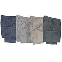 "Ballin Classic Comfort ""EZE"" Wool Dress Pant"